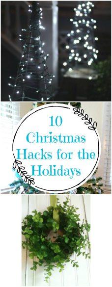 10 Christmas Hacks for the Holidays