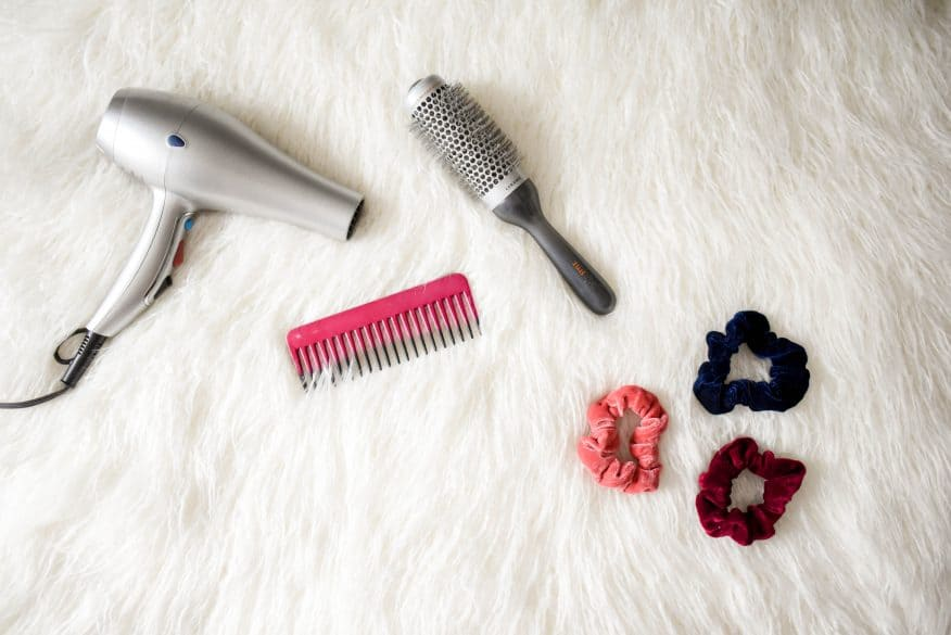 styling little girls' hair