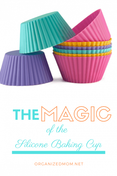 The Magic of the Silicone Baking Cup