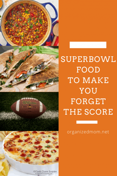 Superbowl Food to Make You Forget the Score