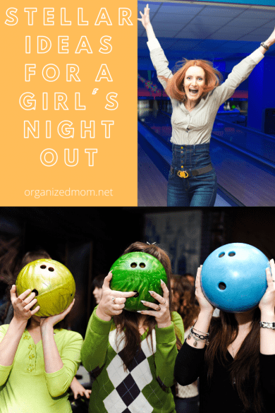 Stellar Ideas for a Girl's Night Out