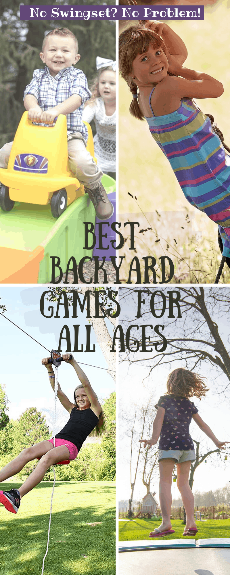 backyard fun for all ages