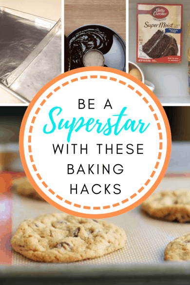 Be a Superstar with these Baking Hacks