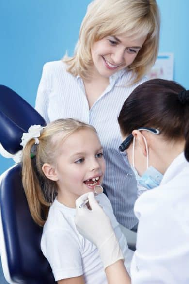 prepare your kids for a dental appointment or visit to the dentist