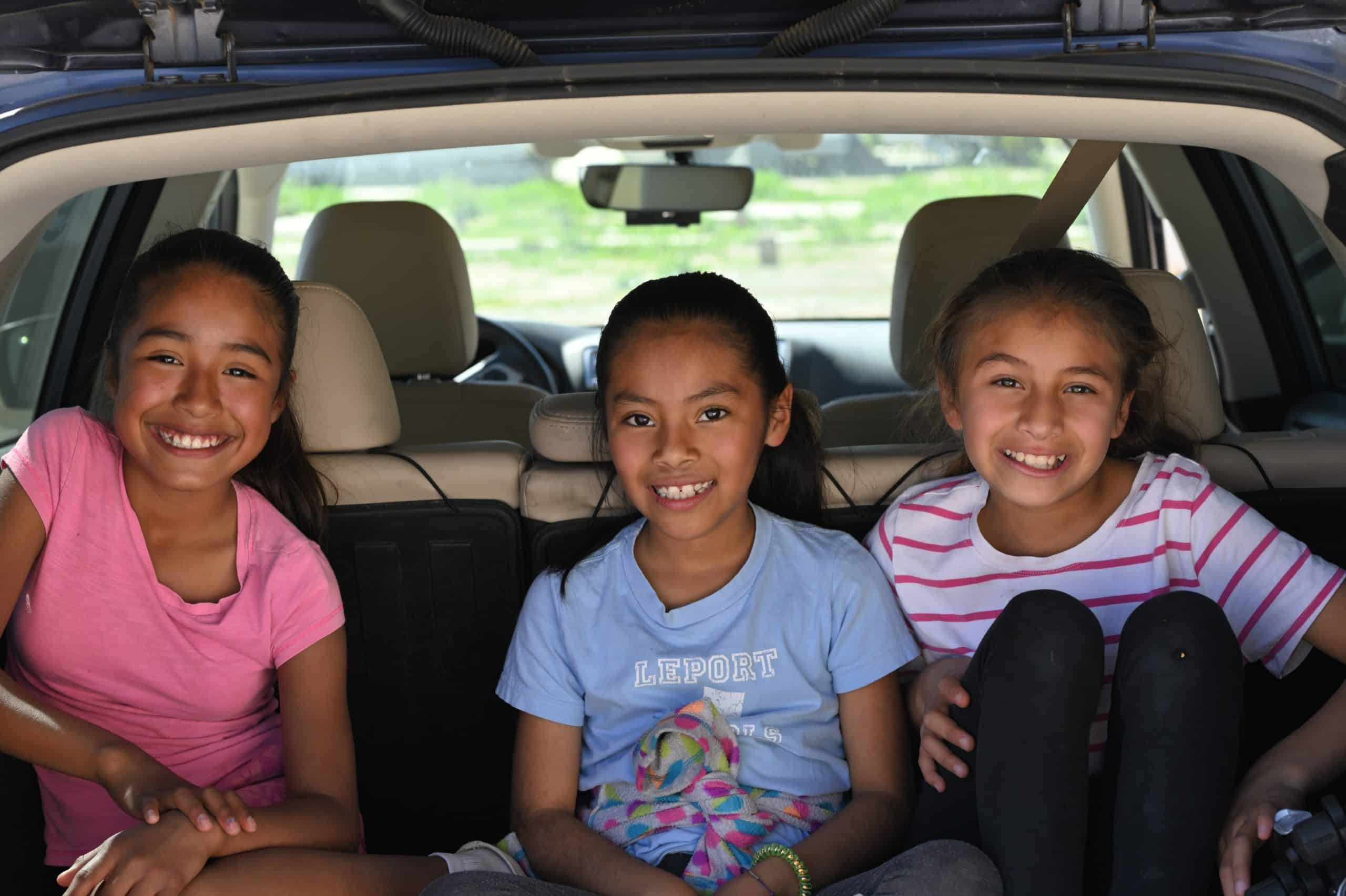keep inside of car clean