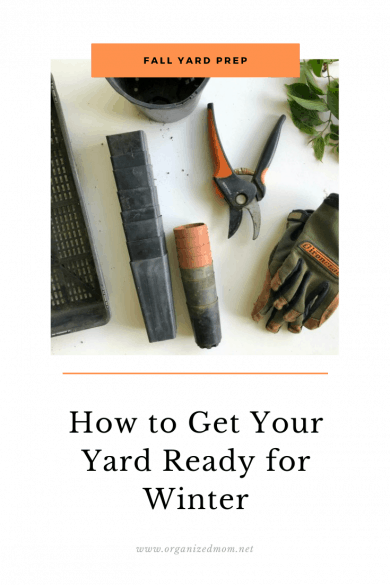 How to Get Your Yard Ready for Winter