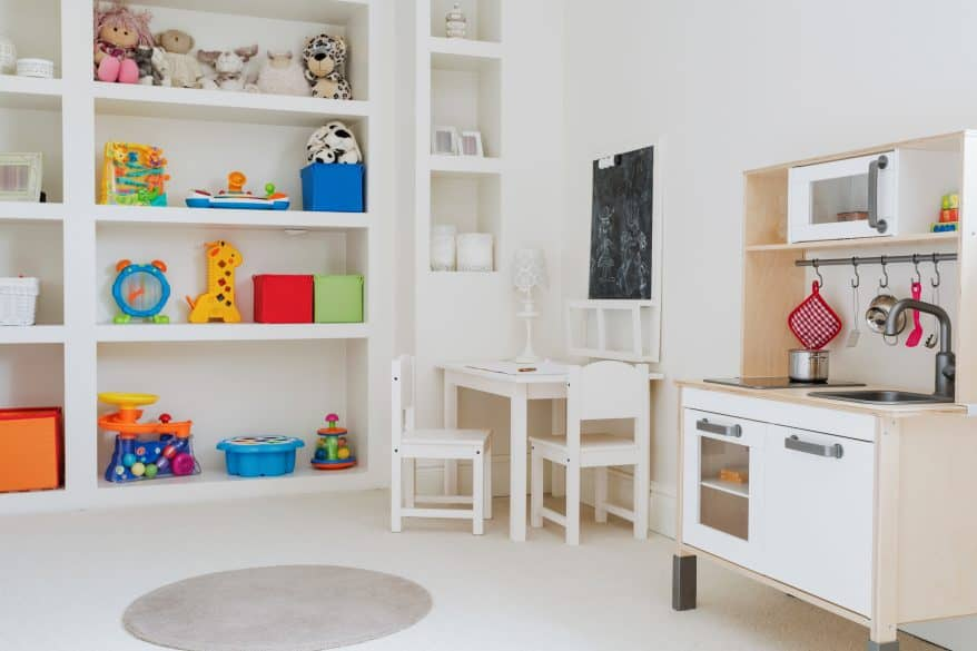 playroom toy organizing ideas