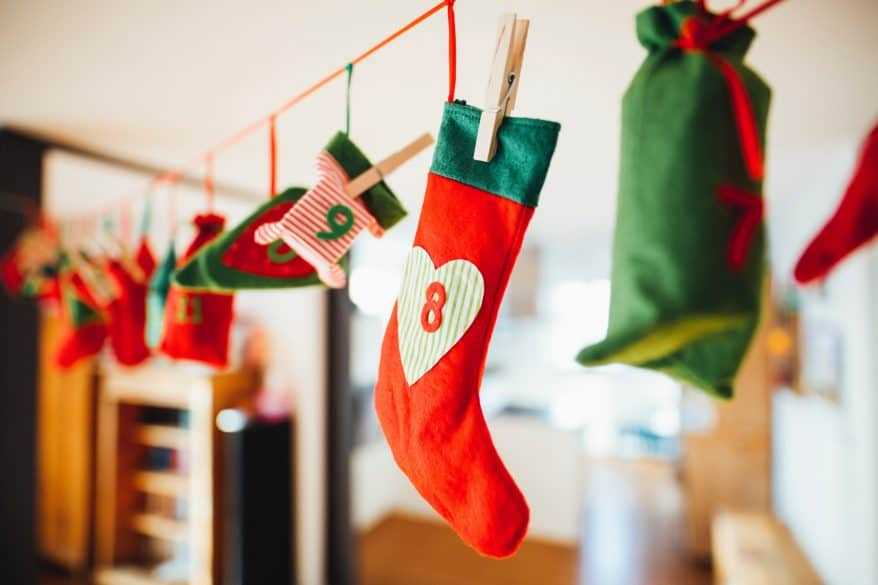 advent family Christmas traditions