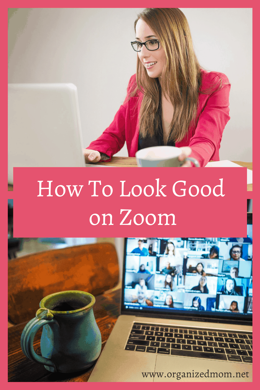 How to look good on Zoom