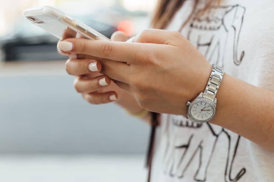 relationship building texts