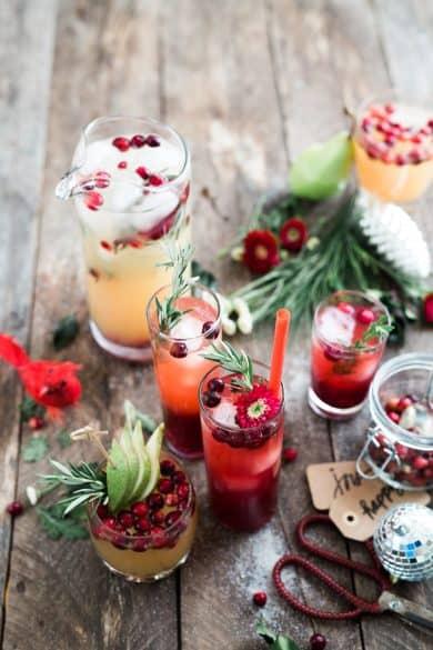 family friendly wintertime drinks