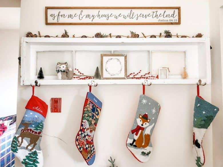 stocking hung stuffer ideas