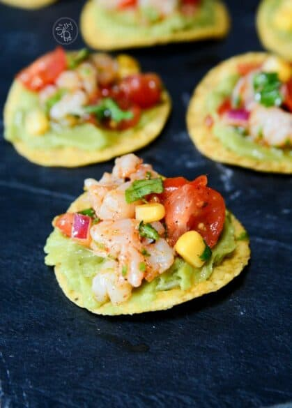 chili lime shrimp appetizers snack ideas for Mardi Gras