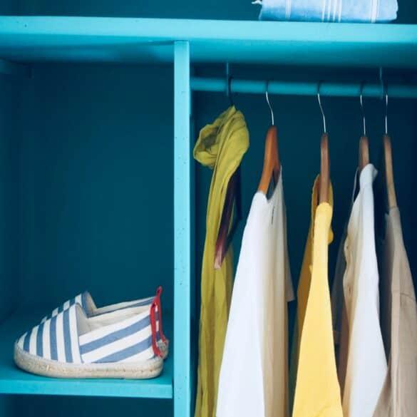 where to start organizing home
