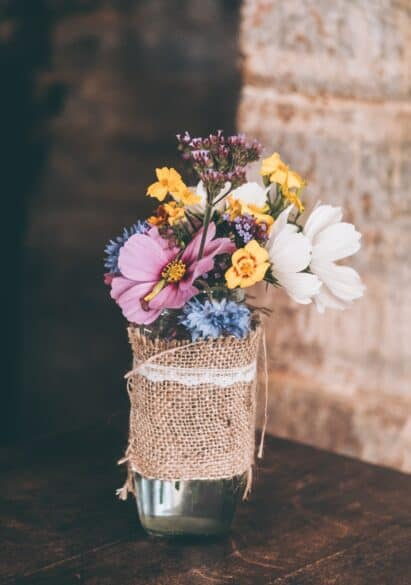 flowers for a random act of kindness