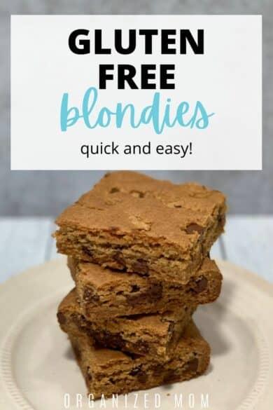 gluten free blondies pin