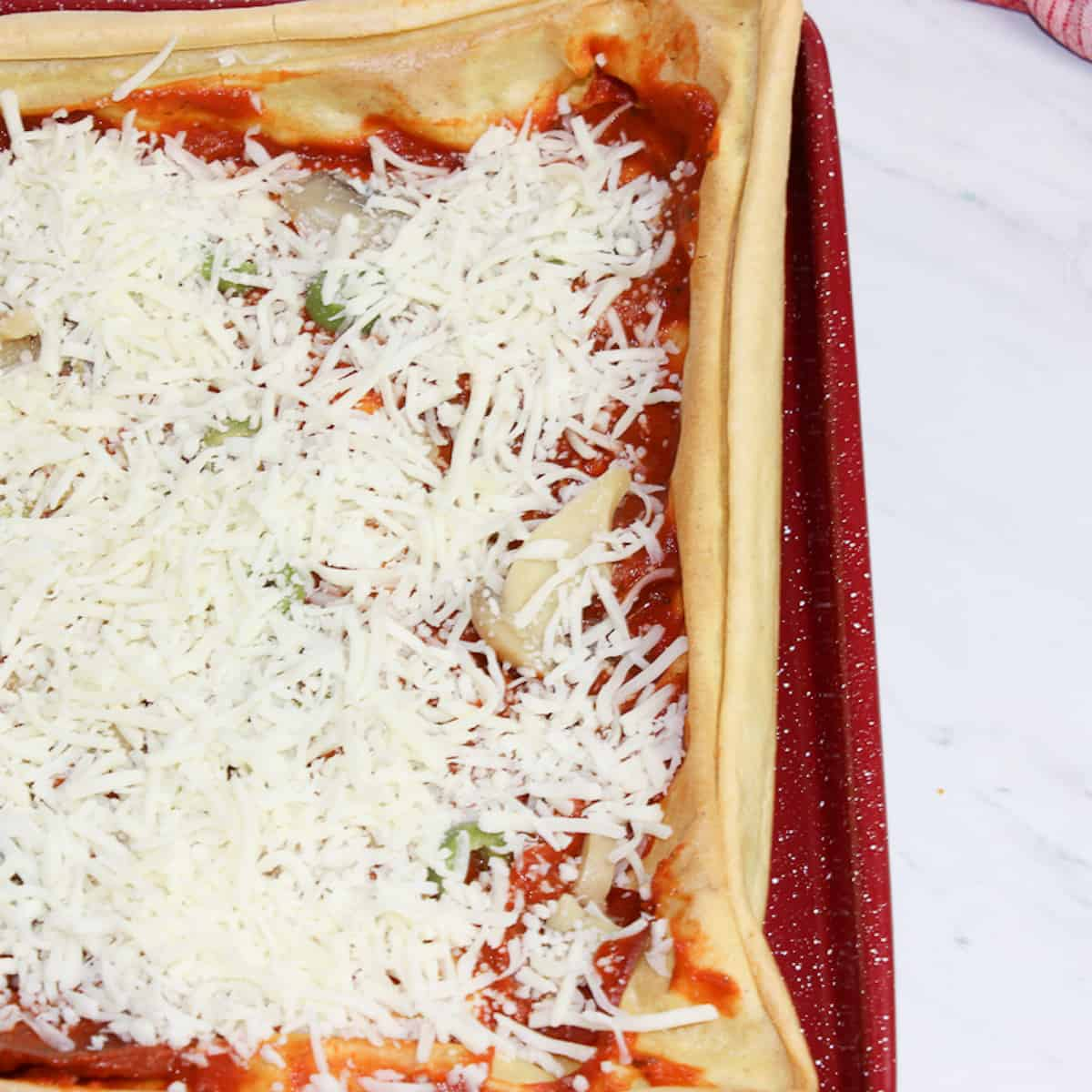 quick and easy gluten free pizza crust