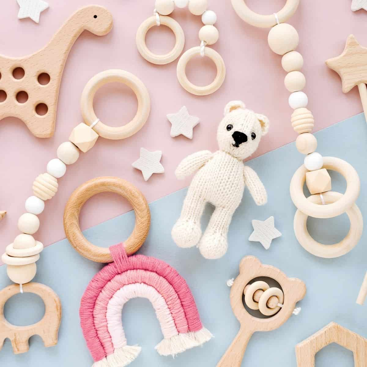 clean baby toys non toxic cleaner