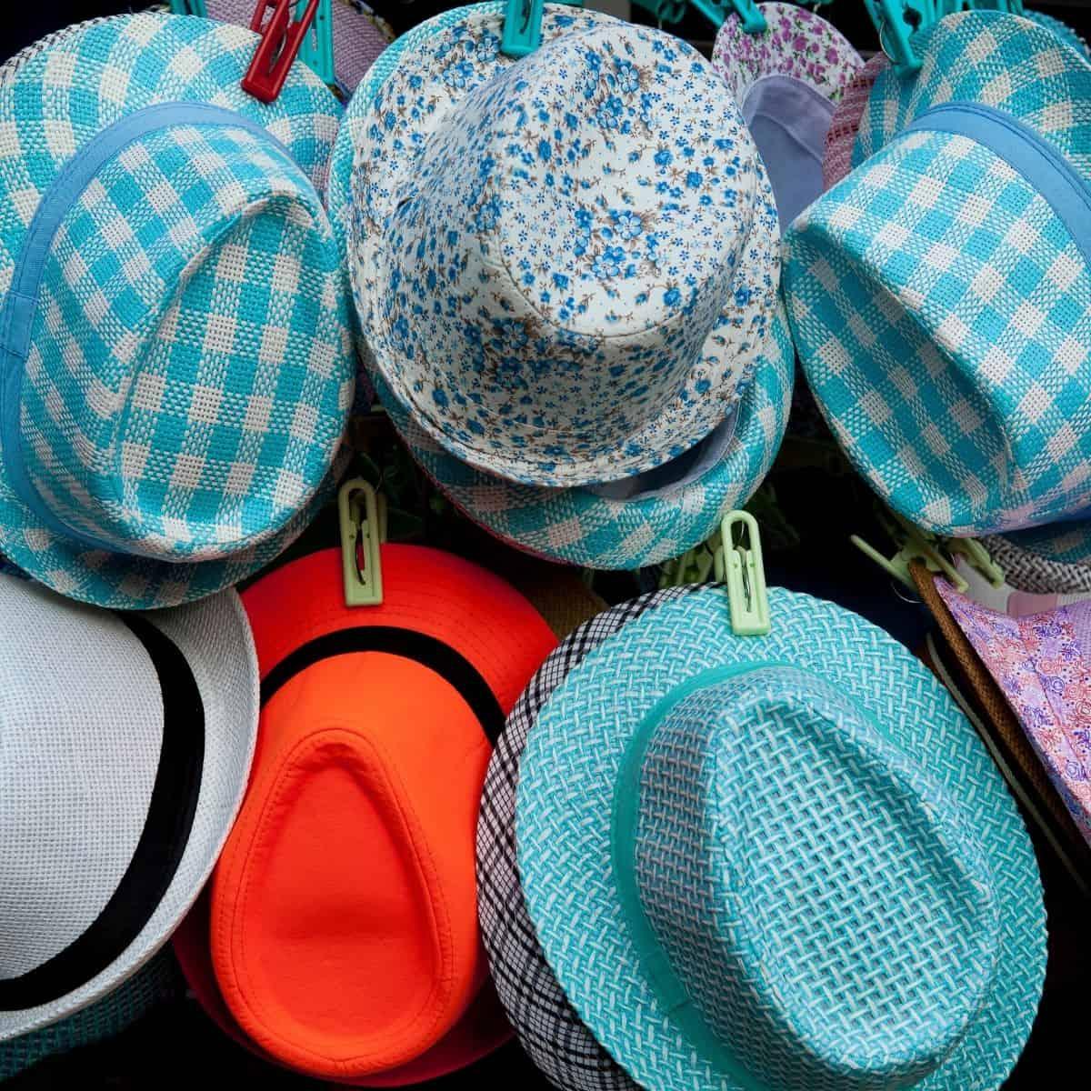 hat storage ideas