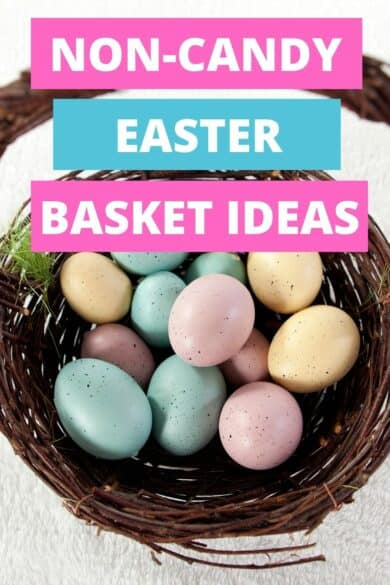 non candy easter gift ideas