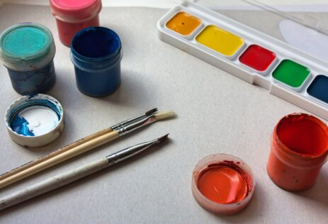 paints art supplies every child should have