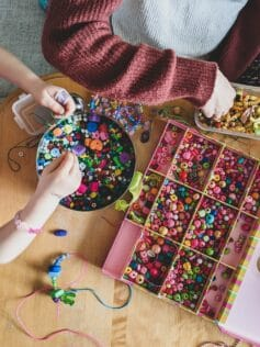 beads art supplies every child should have