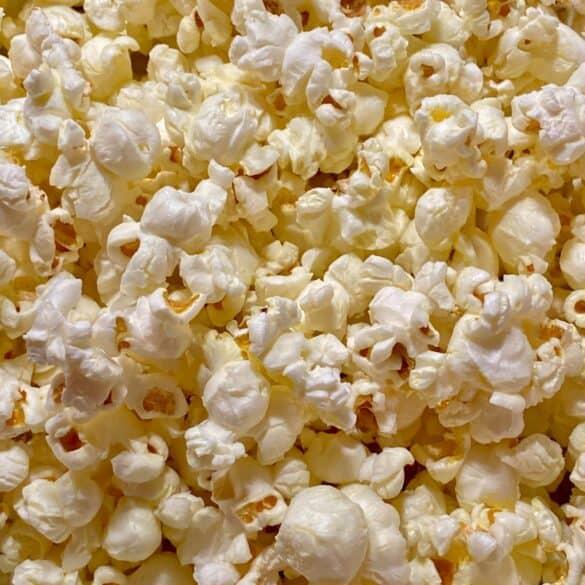 popcorn weightwatchers snack ideas