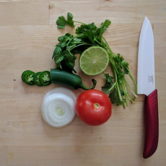 fresh salsa weightwatchers snack ideas