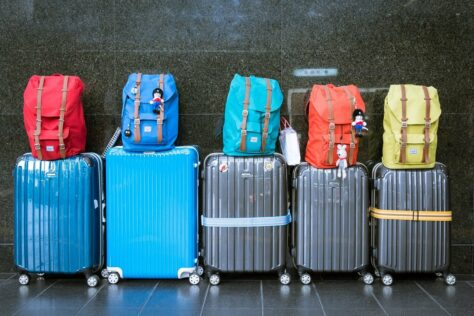 luggage Budget and Save On Common Family Expenses
