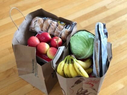 groceries Budget and Save On Common Family Expenses