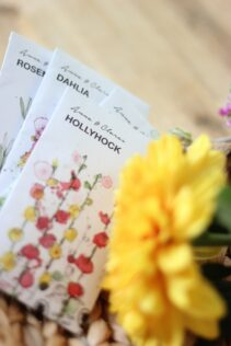seeds mother's day gift ideas for grandma
