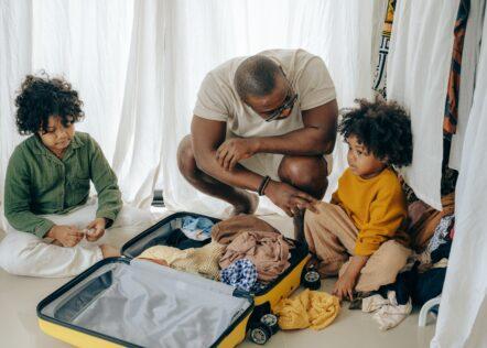 kids-pack Summer Camping Prep