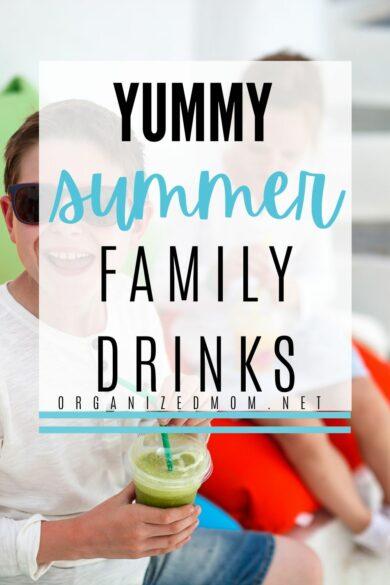 fun drinks for summer kids drinking fun drinks