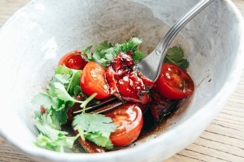 caprese-chicken 4th of July side dishes