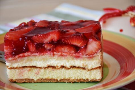 strawberry-cake 4th of July side dishes