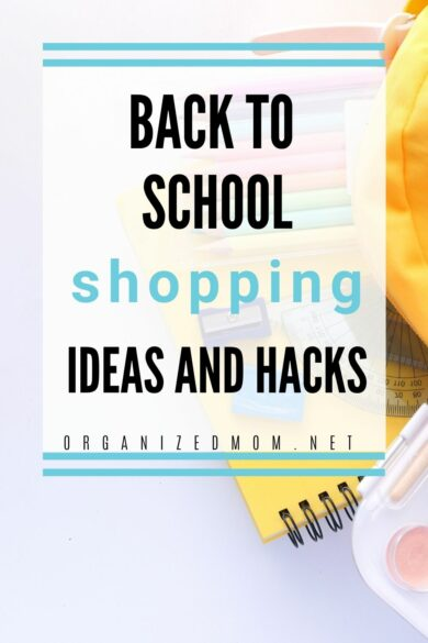 back to school supplies pin