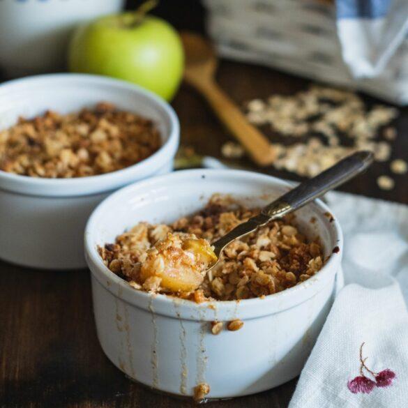 apple crisp fabulous fall desserts