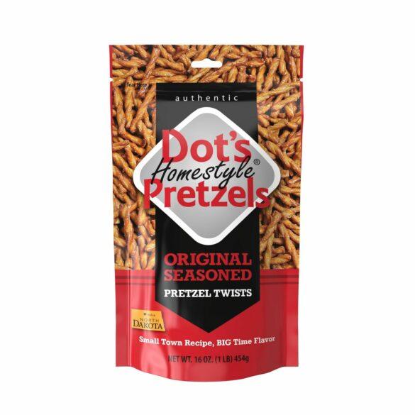 Bag of Dot's Pretzels