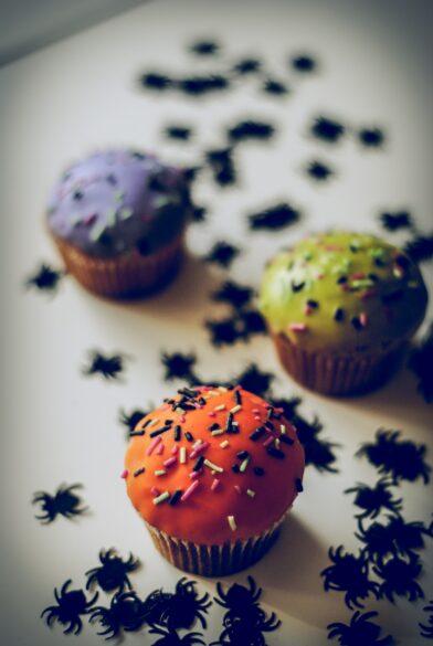 cupcakes Fun Family Halloween Activities